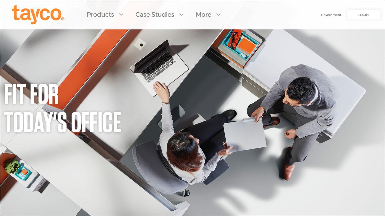 Tayco Homepage